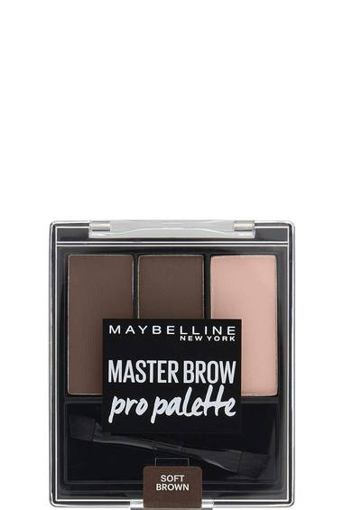 Master Brow Palette_Soft Brown_Brow