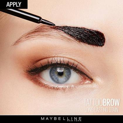 Tattoo Brow How To - Step 1 - Apply