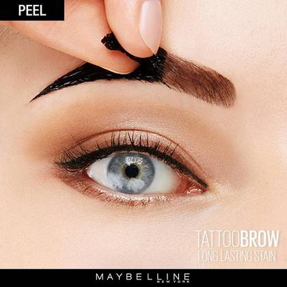 Tattoo Brow How To - Step 3 - Peel