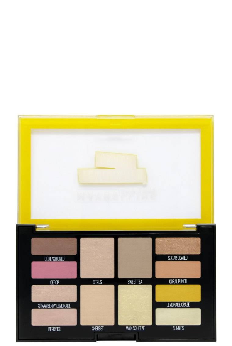 Lemonade Craze Eye Shadow Palette