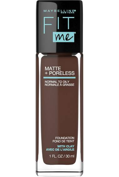 Fit Me® Matte + Poreless Foundation