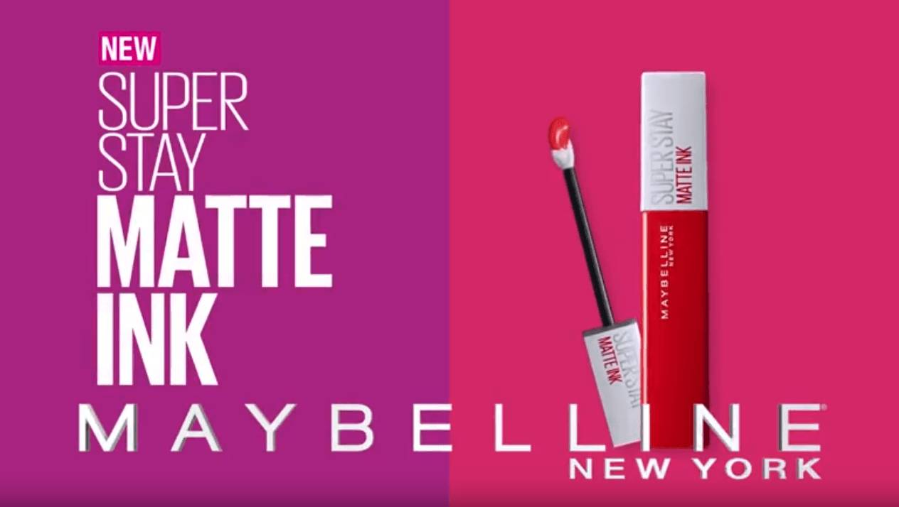 Ink your lips in up to 16-hour saturated liquid matte.