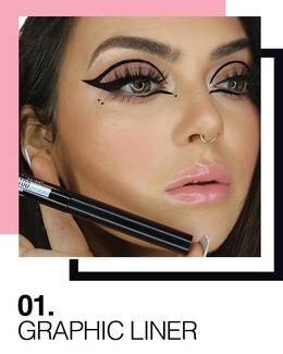 Maybelline Festival Look Graphic Liner