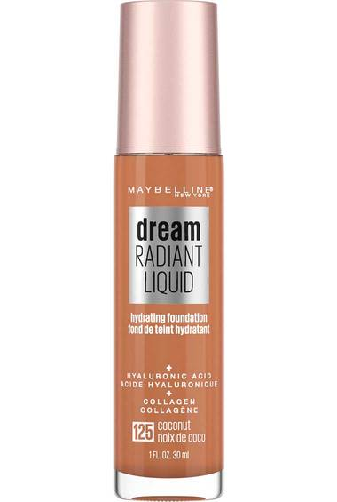 Dream Radiant Liquid Hydrating Foundation® with Hyaluronic Acid